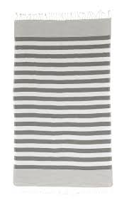 Heather Taylor Home by Gorgeous Grey Striped Towels Grey Striped Hand Towel Heather