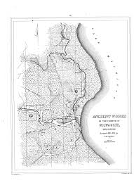 Milwaukee Wisconsin Map by Mound Builders A Travel Guide To The Ancient Ruins In The Ohio