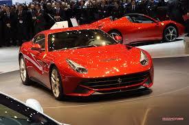 Ferrari F12 Front - featuring the new ferrari f12 berlinetta auto types