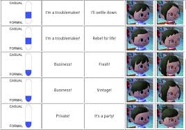 acnl hair guide thalyria the town of color shoutatunes i found this really