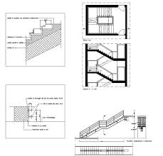 15 best stairs detail drawing images on pinterest architecture