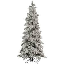 9 flocked tree wayfair