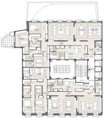 Apartment Building Plans Design Entrancing Design Modern Apartment Building Plans Townhouses