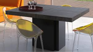 concrete dining room table calliope 59 inch dining table zuri furniture