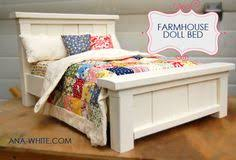 how to make american girl doll bed diy doll bed kiddo pinterest american girl doll bed doll