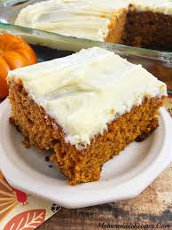 better than pumpkin cake