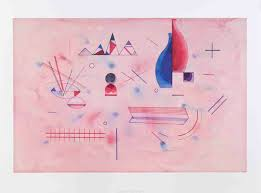 wassily kandinsky study for composition vii