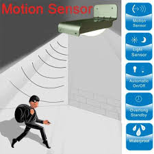 Outdoor Motion Sensor Wall Light by Light Motion Detector Moncler Factory Outlets Com