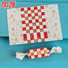 cow wrapping paper online shop 50pc christmas cow nougat wrapping paper wedding candy