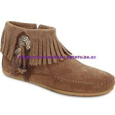 womens dress boots australia an affordable minnetonka 522 concho feather side zip dress boots