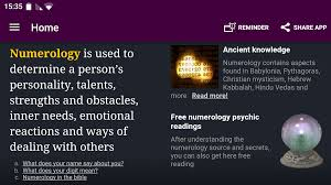 Numerology Colors by Numerology Psychic Reading Android Apps On Google Play