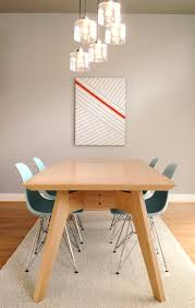 gus modern dining table gus modern a simple beautiful shot of our span dining table