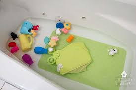 Clean Bathtub With Bleach How To Disinfect And Clean Bath Toys