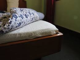 very thin hard mattress picture of swayambhu peace zone hotel