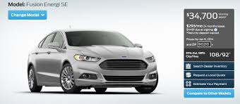 Fusion Energi Reviews Breaking Ford Fusion Energi Gets A 4 000 Price Reduction To