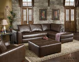 Living Room Sectionals With Chaise 14 Best Leather Sectional Images On Pinterest Leather Furniture