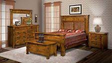 solid wood bedroom set ebay