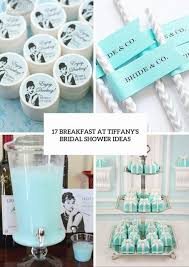 breakfast at s bridal shower 17 breakfast at s themed bridal shower ideas