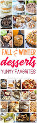 thanksgiving baking recipes the best easy fall harvest and winter desserts u0026 treats recipes