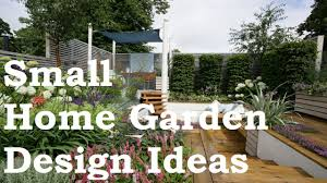 small home garden design ideas youtube