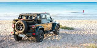 beach jeep surf 2014 jeep wrangler blackhawk review surf coast weekender caradvice