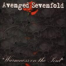 Avenged Sevenfold Flag Avenged Sevenfold Warmness On The Soul 2001 Album Art