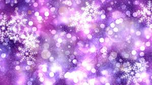 christmas snow flakes on purple background by newdaystudio videohive