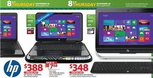 walmart black friday 2013 ad leaks laptop desktop tablet pc