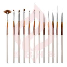 nail art brushes and their uses nail art ideas