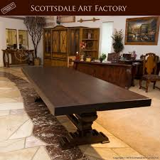 Custom Dining Tables Solid Wood Dining Room Furnishings - Custom kitchen tables