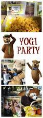 yogi bear 69 best yogi bear party images on pinterest bear birthday party