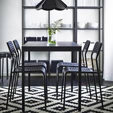 black diningom chairs sets uk table and ikea chair slipcovers