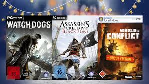 Ac4 Black Flag Ubisoft Verschenkt Erneut World In Conflict Ac 4 Black Flag