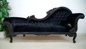 Velvet Chaise Lounge Velvet Chaise Lounge Sofa