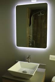 amazon com windbay backlit led light bathroom vanity sink mirror