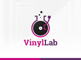 vinyl lab logo template by alex broekhuizen dribbble