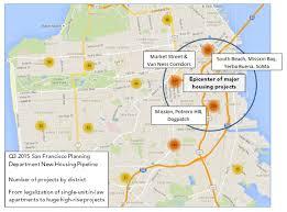 san francisco map detailed new developments thefrontsteps san francisco real estate