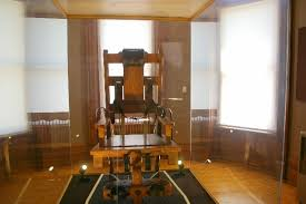 Tennessee Electric Chair Old Sparky The Shocking History Of The Electric Chair Current