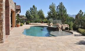 Backyard Landscaping Las Vegas Swimming Pool Las Vegas Nv Photo Gallery Landscaping Network