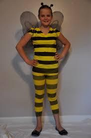 Bee Halloween Costume Homemade Bumblebee Costume Mommysavers