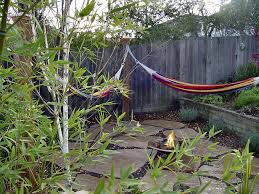 Hammock Backyard Triyae Com U003d Huge Backyard Hammock Various Design Inspiration