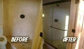 Bathroom Shower Door Replacement Glass Shower Doors Ga Frameless Pros For Enclosures
