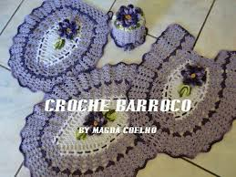 bathroom craft ideas 205 best crochet bathroom images on crochet rugs