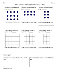array worksheets grade 2 free worksheets library download and