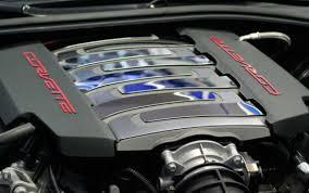 2014 corvette stingray engine stainless plenum and valve cover dress up kit for c7 corvette