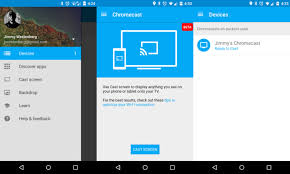 cast extension android how to from vlc to chromecast step by step