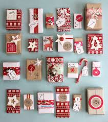 Gorgeous Handmade Advent Calendar Tiny Wrapped Boxes With Little