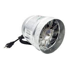 hydroplanet 4 inch duct booster fan exhaust fan high cfm 4