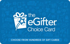 Buy Giftcards With Paypal by Buy Egifter Choice Cards With Paypal