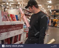 kirkland wrapping paper choosing christmas wrapping paper at costco big box store